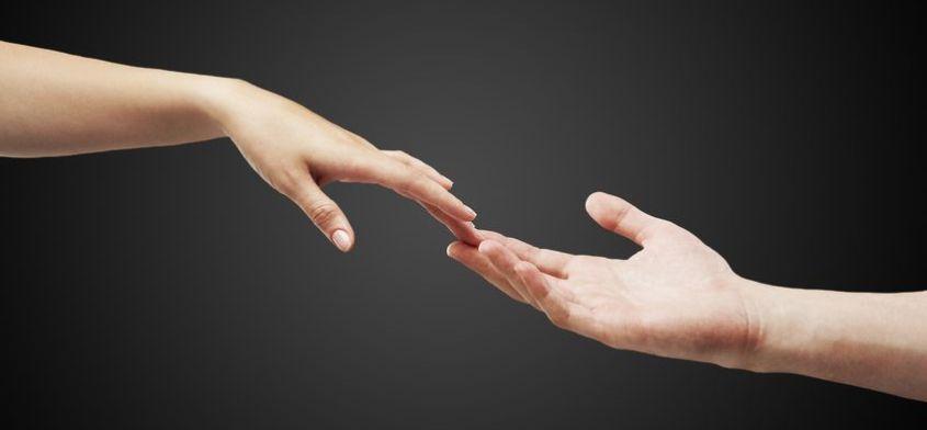 Dotyk jako forma komunikacji