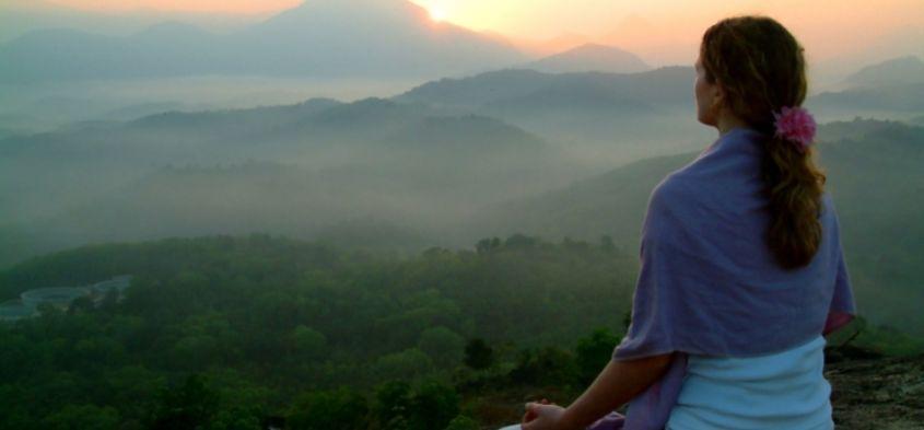 Czy dzięki medytacji można wywołać pozytywną zmianę na świecie?