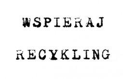 Recykling bielizny - nieużywaną bieliznę zamień na zniżkę.