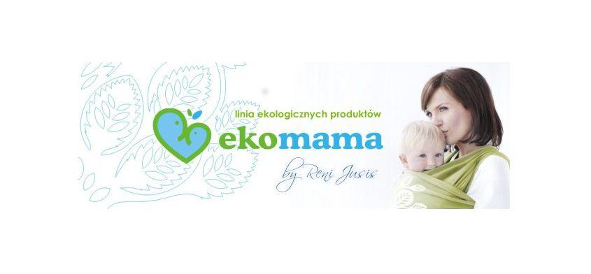 EkoMama, czyli produkty ekologiczne od Reni Jusis