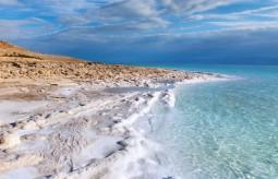 Morze Martwe a ożywia - morskie bogactwa w służbie zdrowia i urody