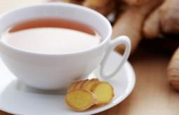 Herbata imbirowa idealna na rozgrzanie w jesienne wieczory