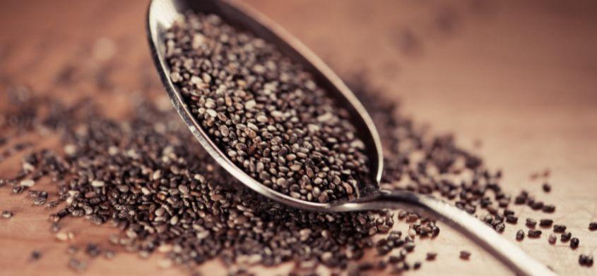 5 właściwości nasion chia, o których mogłeś jeszcze nie słyszeć