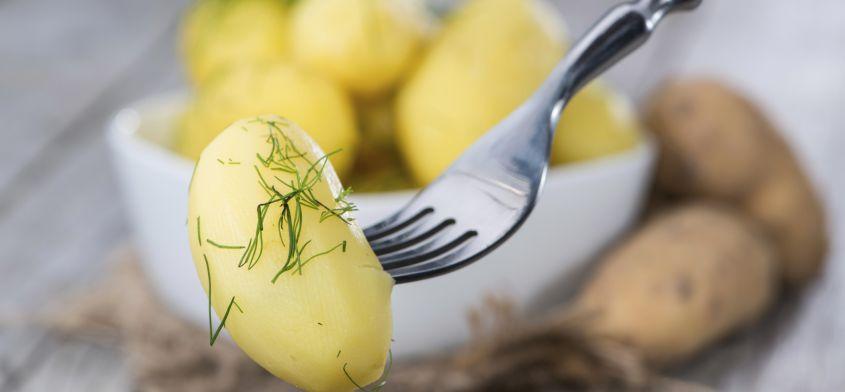 Ziemniaki nie muszą podnosić poziomu cukru we krwi!