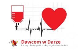 Oddajesz krew? U nas możesz robić zakupy ze zniżką!