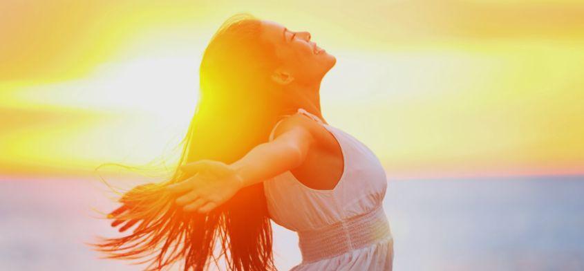 Zostaw depresję w kącie - chwytaj słońce!