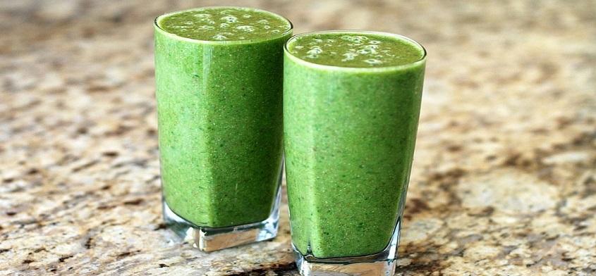 Zielono mi - czyli smoothies, soki i koktajle dla zdrowia i urody!
