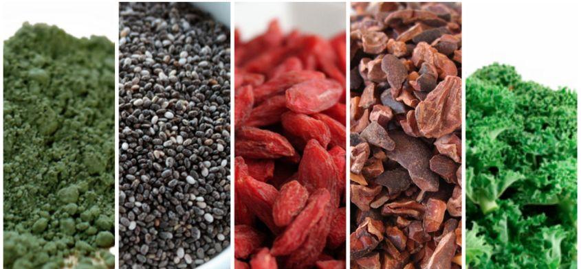 Superfoods - rośliny, które zapewnią Ci duże dawki witamin!