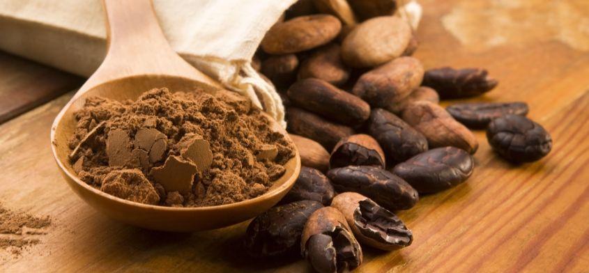 Najlepsze kakao - surowe, nieodtłuszczone