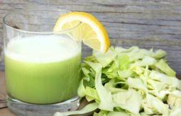10 powodów, dla których warto pić sok z kapusty