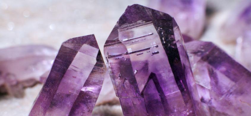 Ametyst - kamień naszych emocji