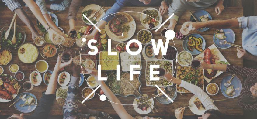 Slow life - zwolnij i zacznij żyć