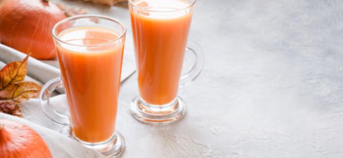 5 przepisów na jesienne smoothie