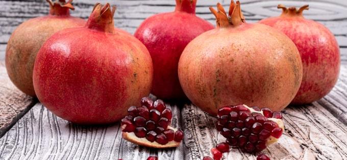 Owoc granatu - właściwości zdrowotne i kosmetyczne