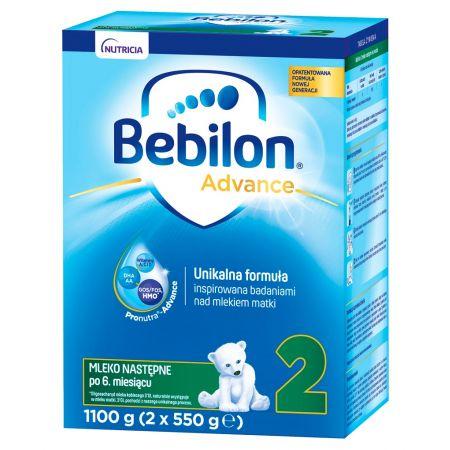 BEBILON 2 Pronutra-Advance Mleko następne po 6. miesiącu 1.1 kg