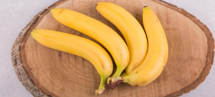 Właściwości i wartości odżywcze bananów