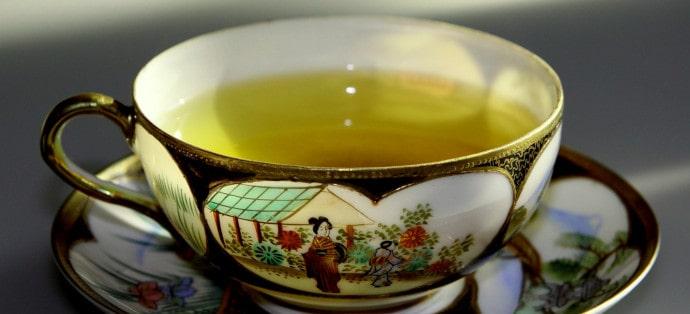 Zielona herbata pomocna w odchudzaniu?