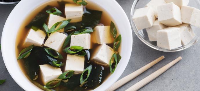 Zupa miso - przepis i właściwości
